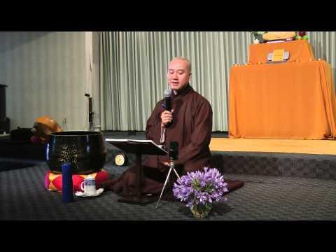 Xây Dựng Đạo Tràng,Thầy Thích Pháp Hòa,Huntington Beach, California (June 7,2014)