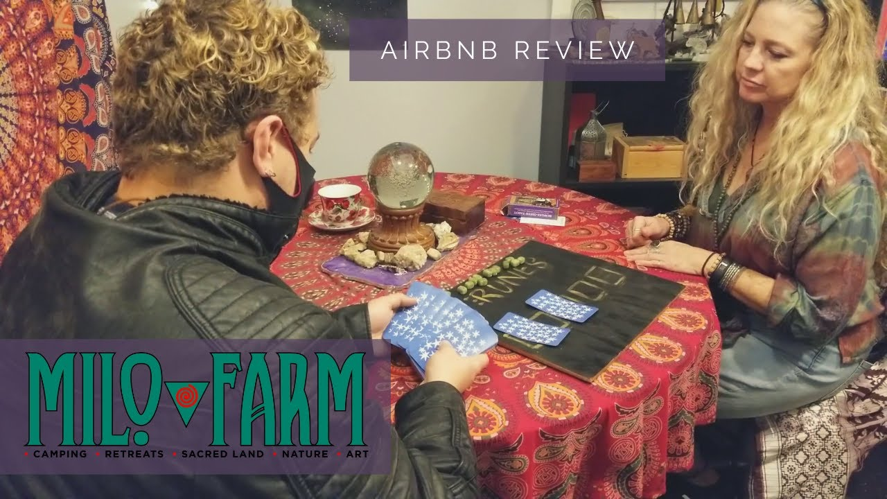 Review: Milo Farm Sacred Land Airbnb