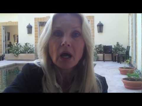 Barbara Bouchet back in LA talks about italian cinema and the oscars