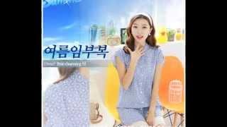 [임부복쇼핑몰♥드레스나인]예쁘고 시원한 여름임부복~!!