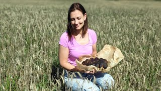 Литовский ржаной хлеб