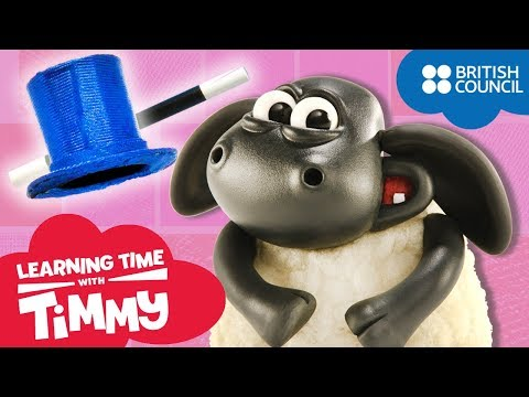 Show Time | Learning Time with Timmy | Fun Cartoons For Children | Full Episodes