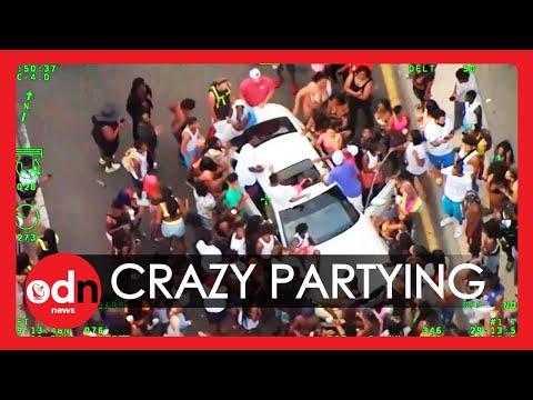 Daytona Beach Shooting: Rap Video Stunt Ends In Tragedy