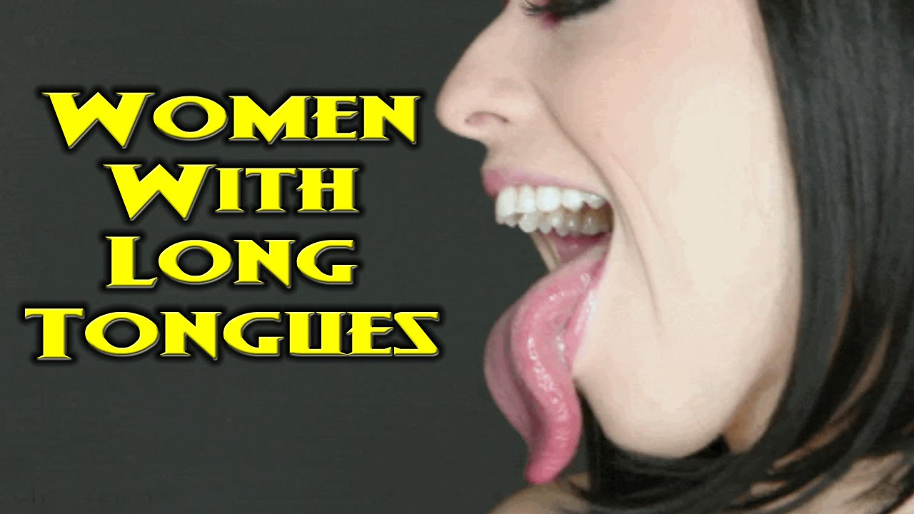 Consider, Long tongue nude girls
