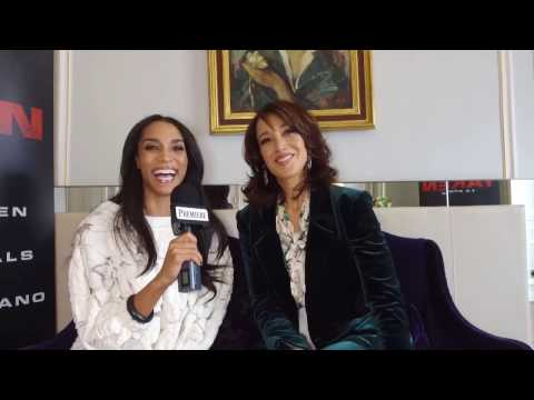 Jennifer Beals, Clive Standen, Brooklyn Sudano   about