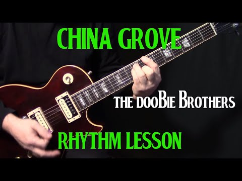 The doobie brothers china grove mp3 download