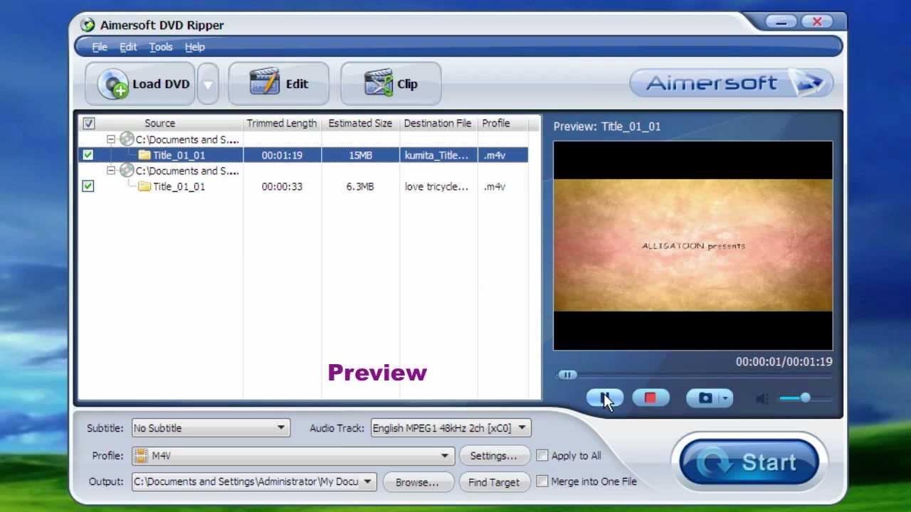 DVD Ripper - Best DVD Ripping Software