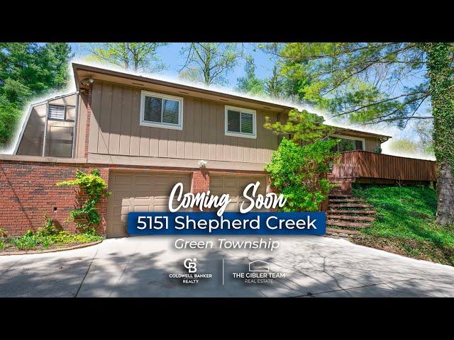 5151 Shepherd Creek Road   Green Township (COMING SOON 4/17)