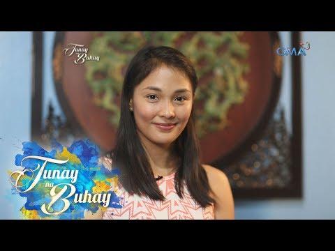 Tunay na Buhay: Lovely Abella, ikinuwento ang 'buhay-extra' bago sumabak sa showbiz