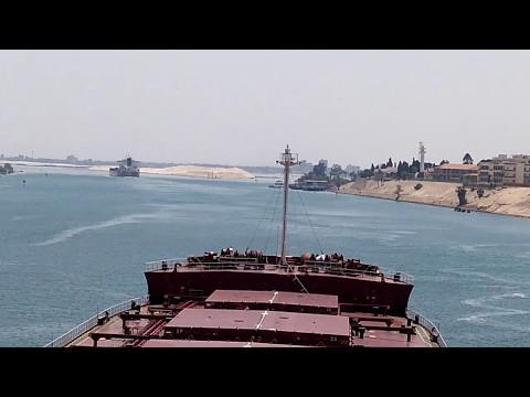 Suez Canal, Ismailia
