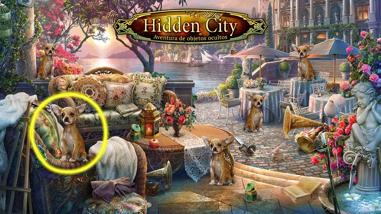 Los Mejores Juegos Para Encontrar Objetos Ocultos En Google Play