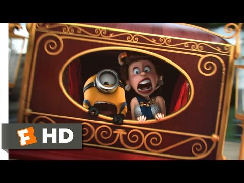 Minions (5/10) Movie CLIP - Kidnapping the Queen (2015) HD streaming vf