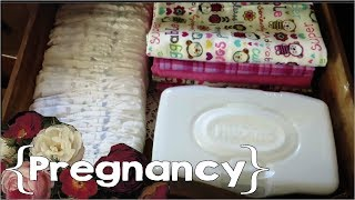Baby Inventory, Flannel Blankets & Homemade Soap ║ Preparing for Baby  Ep. 1 │ Mother of 9