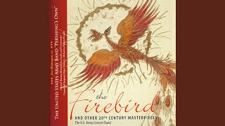 The Firebird Suite (1919) : IV. Ronde des princesses