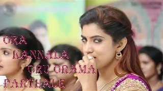 Ora Kannala Oru Orama Parthale Album Art Video Song