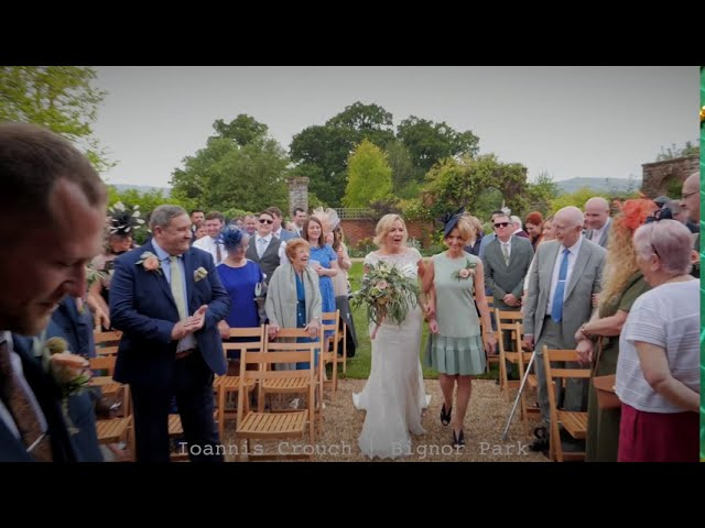 Bignor Park Wedding Film - by Ioannis Crouch