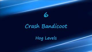 Top 25 Canciones Crash Bandicoot - Top 25 Crash Bandicoot Songs [REMAKE]