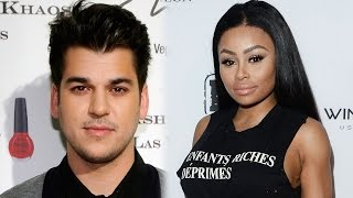 """Rob Kardashian Moves In With Blac Chyna? Family Is """"Confused"""" By His Weird Behavior"""