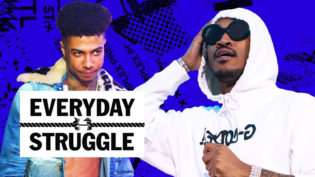 Future's Bodyguard KO'd, Blueface Defends Claims, Glasses Malone Video & Tay K | Everyday Struggle