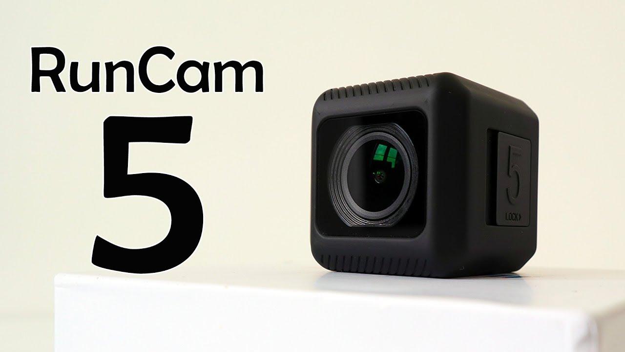 RunCam 5 Mini 4K Action Camera