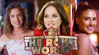 Vicky Pattison Meets The Rather Lovely Royal World Ladies | The Royal World