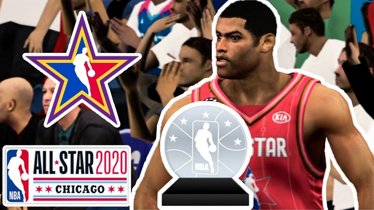 Ep 32   All-Star 2020   MyCAREER NBA2K20 Mobile