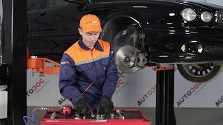 Video-guide about JAGUAR reparation