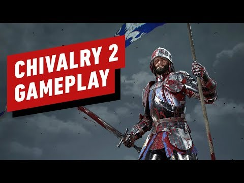 Chivalry 2: 5 Minutes of Brutal Gameplay (1080p 60FPS)