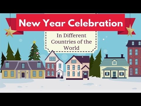New Year Celebration In Different Countries