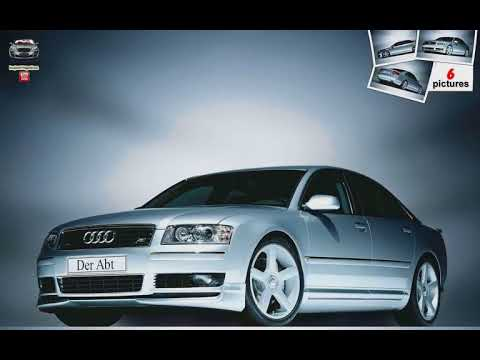 Abt Audi As8 2003 Youtube