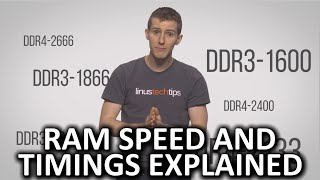 RAM Speed and Timings As Fast As Possible