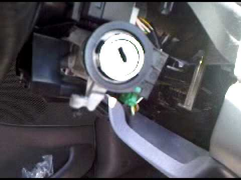 ford focus key jam fix  xx  youtube