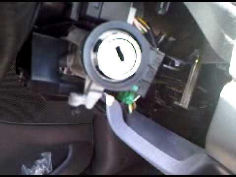 2000 Ford Focus  Key jam (fix)  05XX10  YouTube