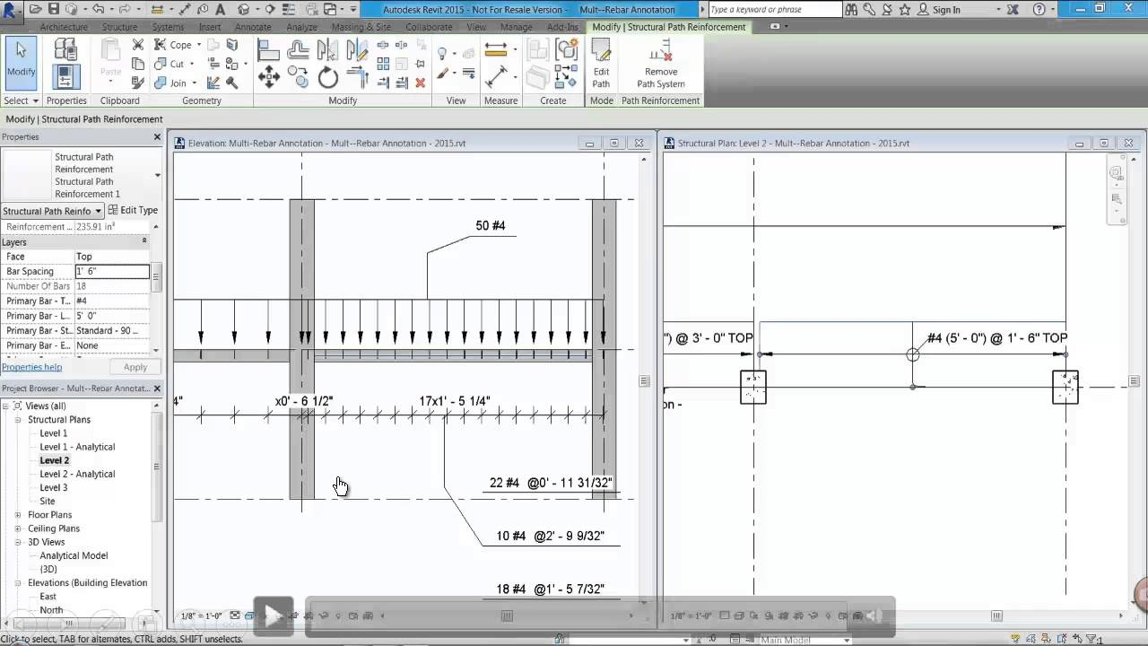 annotation revit
