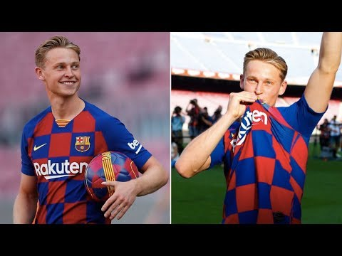 What Frenkie de Jong will bring to FC Barcelona's midfield