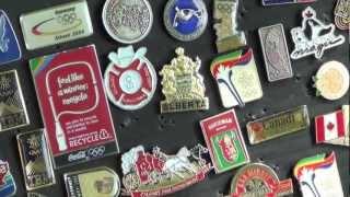 2012 London Summer Olympics Pin Trading Culture