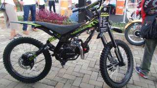 Cleveland FXX 150 cc Harga 27 Juta