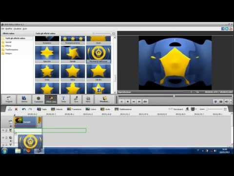 Tagliare video con windows live movie maker