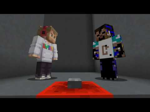Lazer Together - A Minecraft Co-op Map [Trailer]