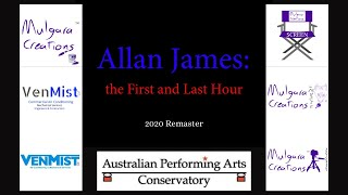 Allan James: the First and Last Hour (2020 Remaster)