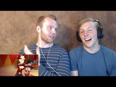 SOS Bros React - Nomad of Nowhere Episode 4 - A Circus Act!!