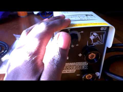 Indepth review of the 80 amp inverter arc welder