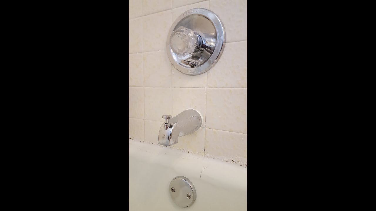 Delta Shower Diverter Woes - YouTube