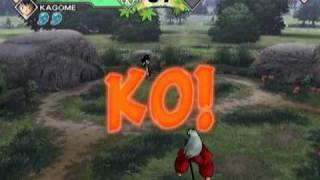 InuYasha: Feudal Combat (PS2 Gameplay)