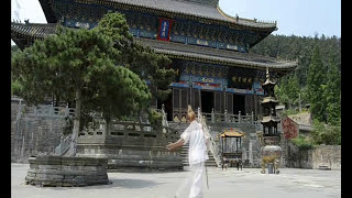 KUNG FU WUDANG   Training at Wudang Mountain 武當山 Shifu Paty Lee