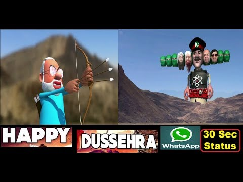 Dussehra Whatsapp Status Video   Happy Dussehra,Dasara Whatsapp Status Video 2017(30 Sec)