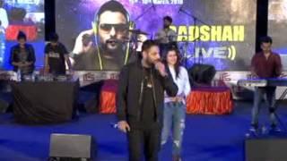 Badshah & Aastha Gill Live @ I T S