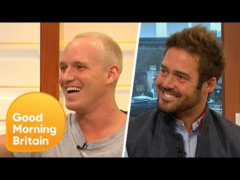 Jamie Laing and Spencer Matthews Talk About Using Their Fame for Good Causes | Good Morning Britain