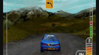 Colin McRae Rally - New Zealand Stage 1
