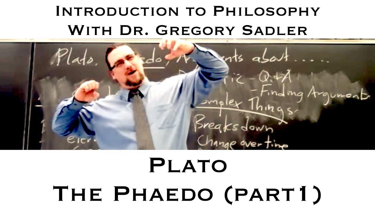 phaedo analysis
